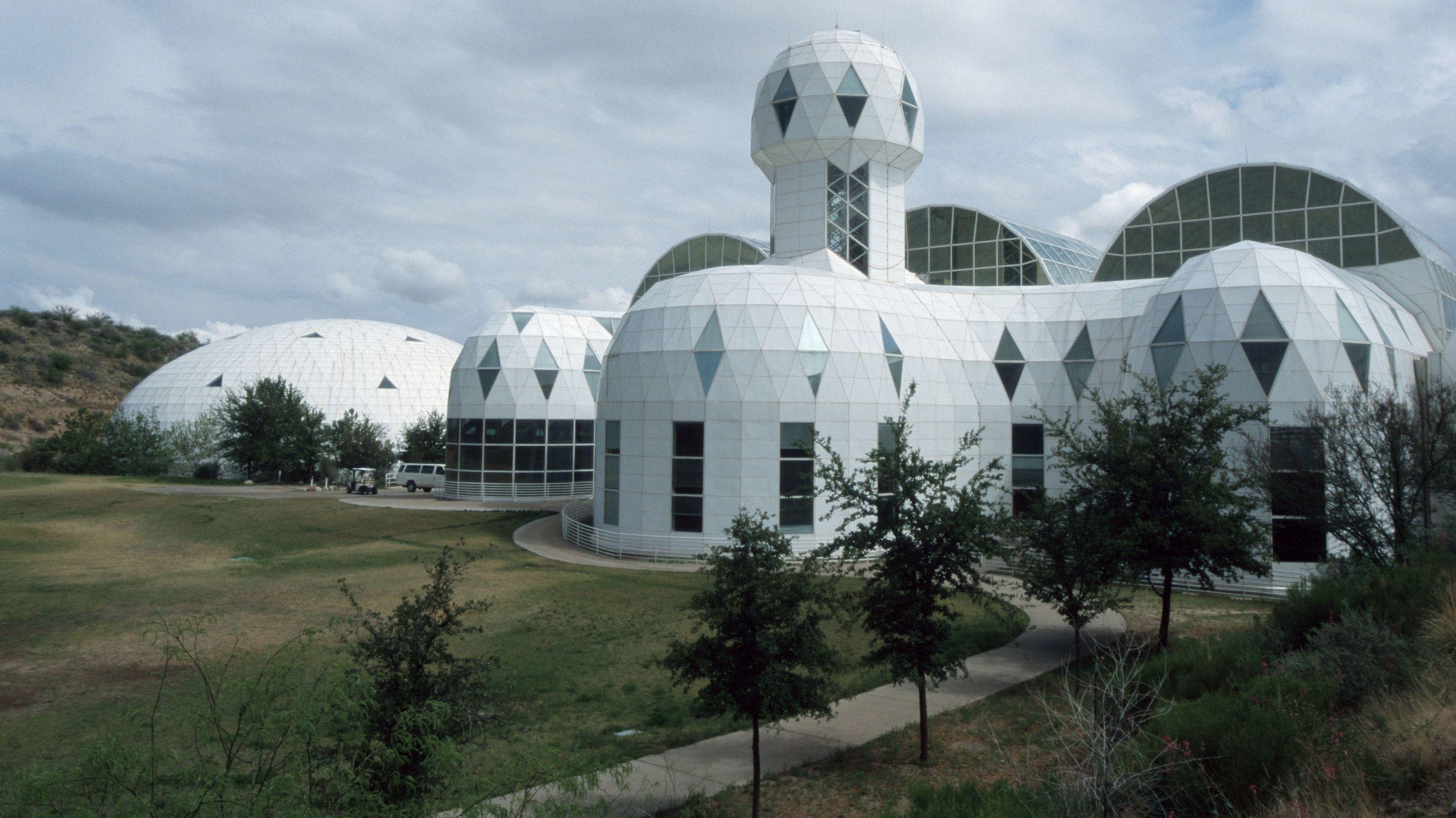 """Biosphäre 2"" in Arizona - Forschungsprojekt"