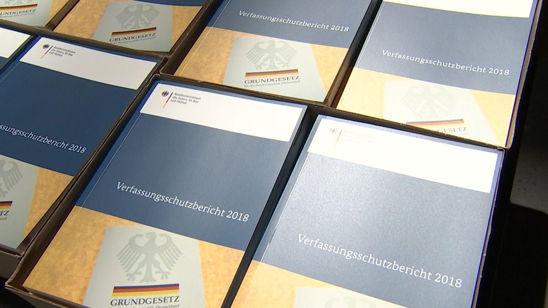 Verfassungschutzbericht 2018