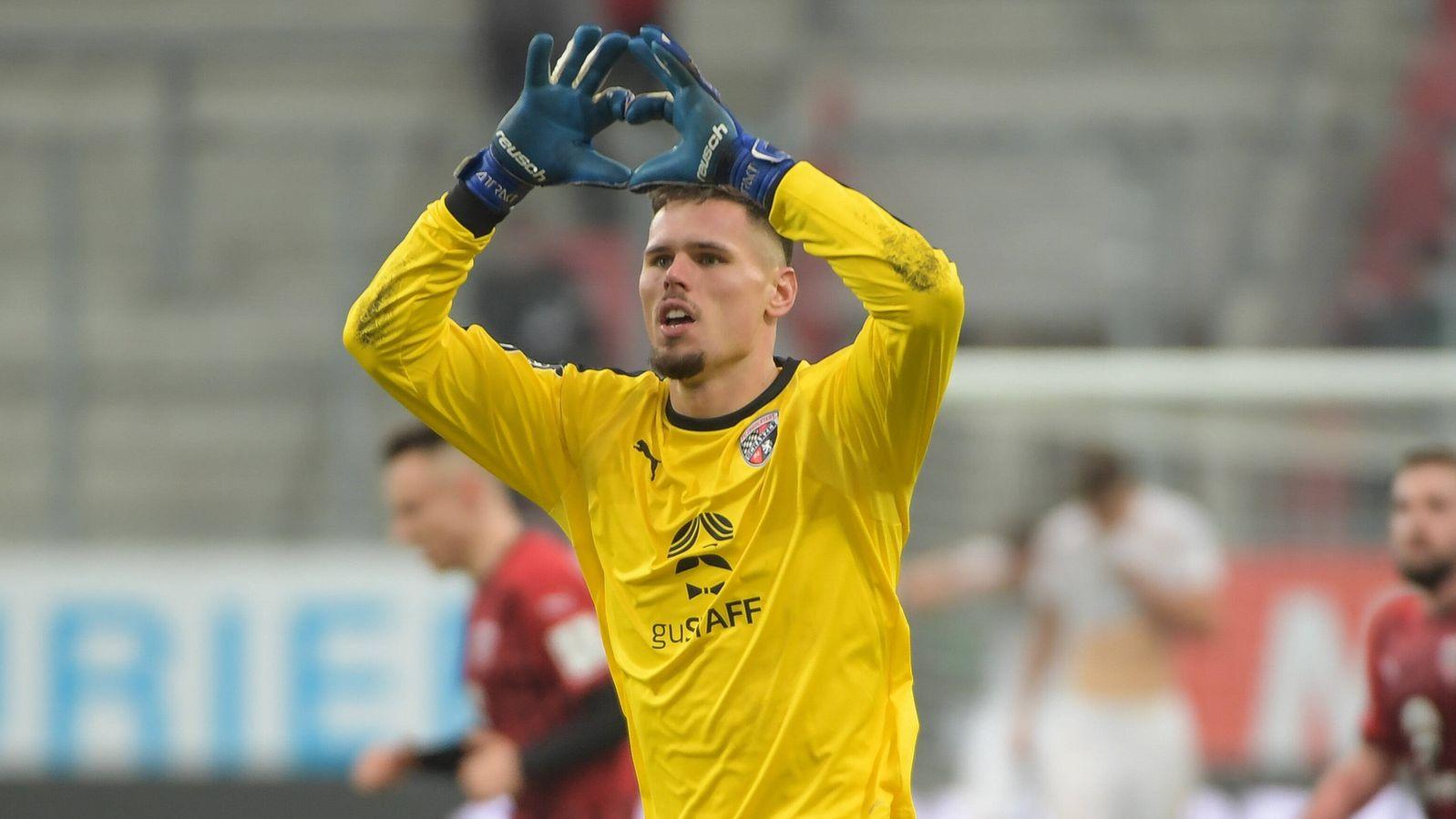 FC Ingolstadt: Keeper Buntic sorgt für die späte Wende - BR24