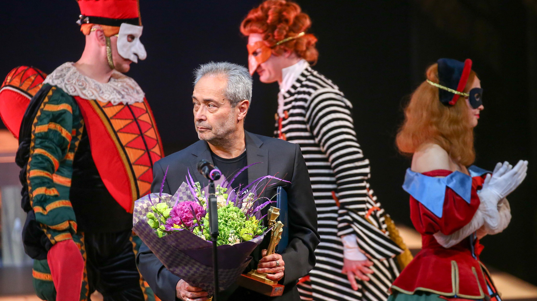 Preisgekrönt: Der Petersburger Intendant Walerij Fokin