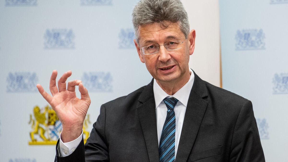 Kultusminister Michael Piazolo (Freie Wähler)