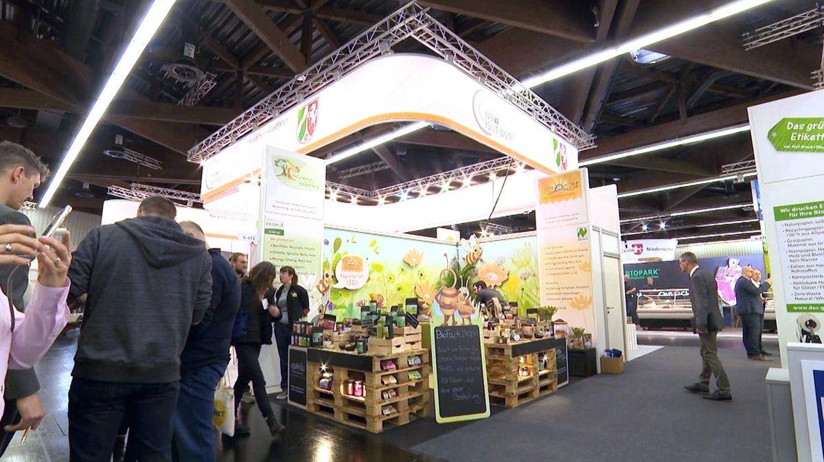 Weltleitmesse Biofach findet 2021 im Internet statt