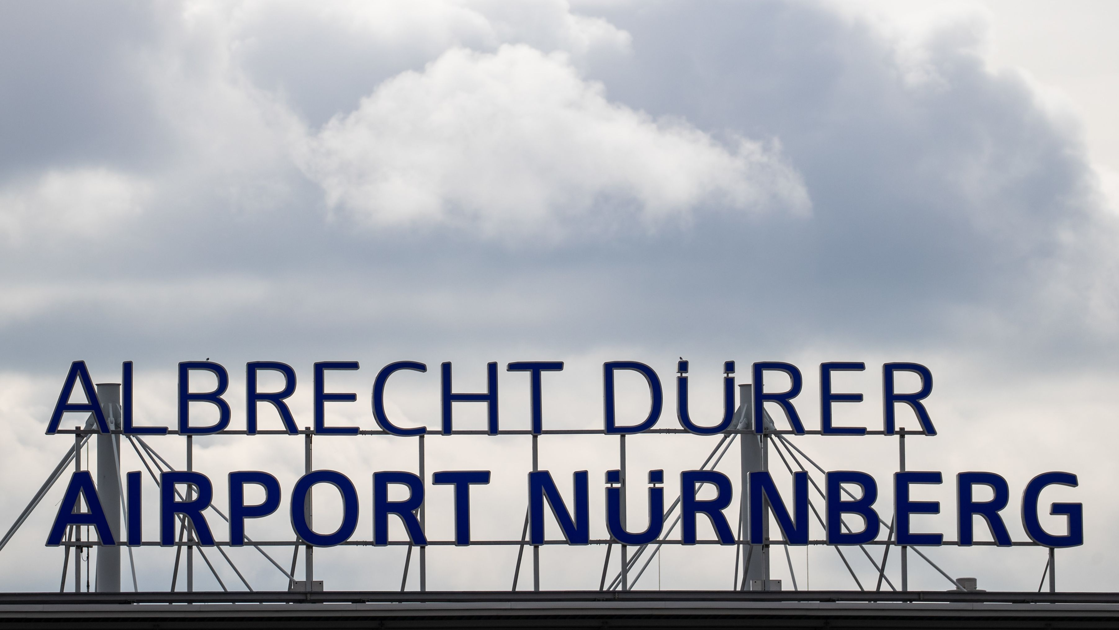 Logo des Albrecht Dürer Airport Nürnberg