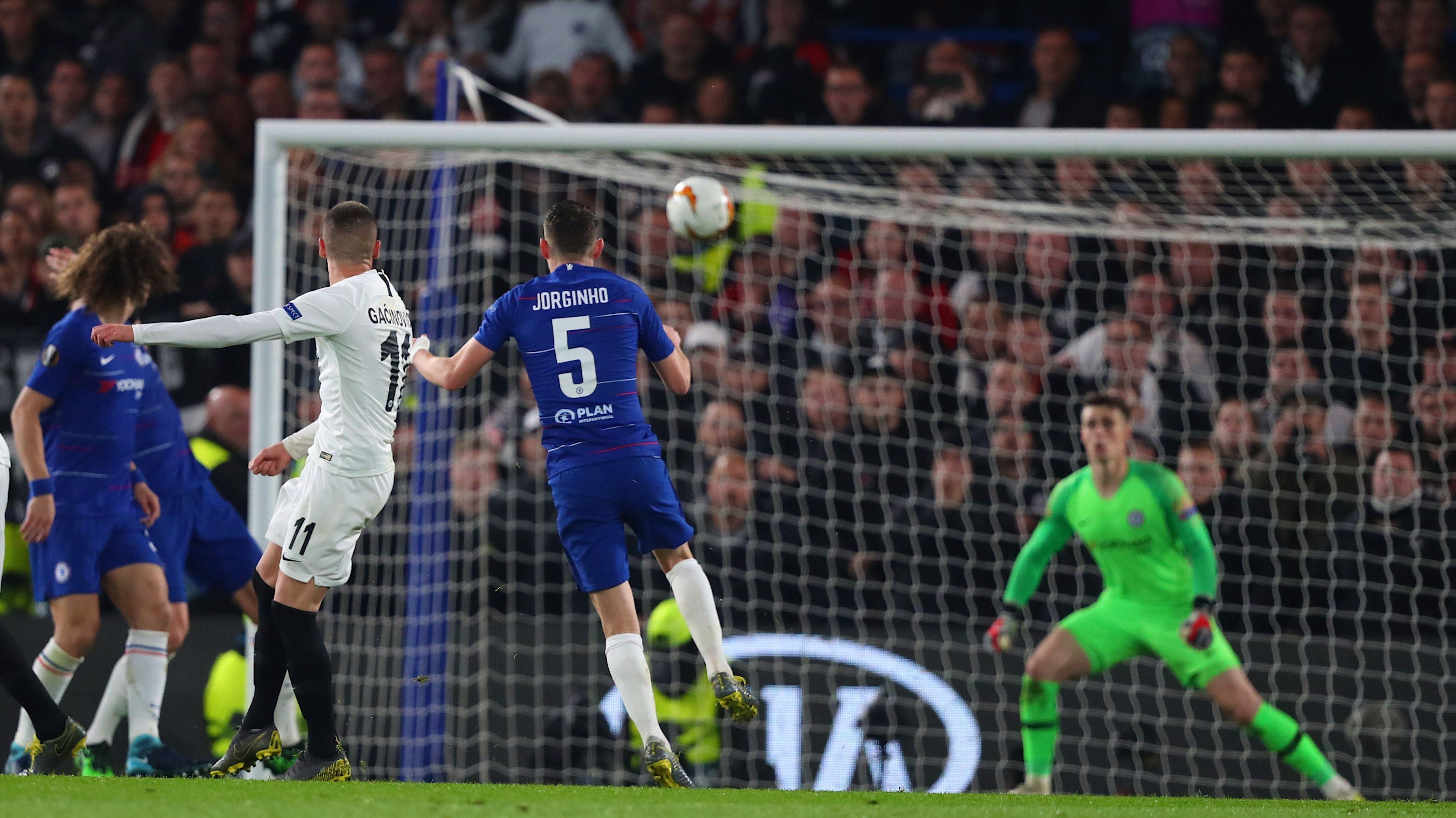 Frankfurt kommt nach 1:1 bei Chelsea ins Finale der Euroleague