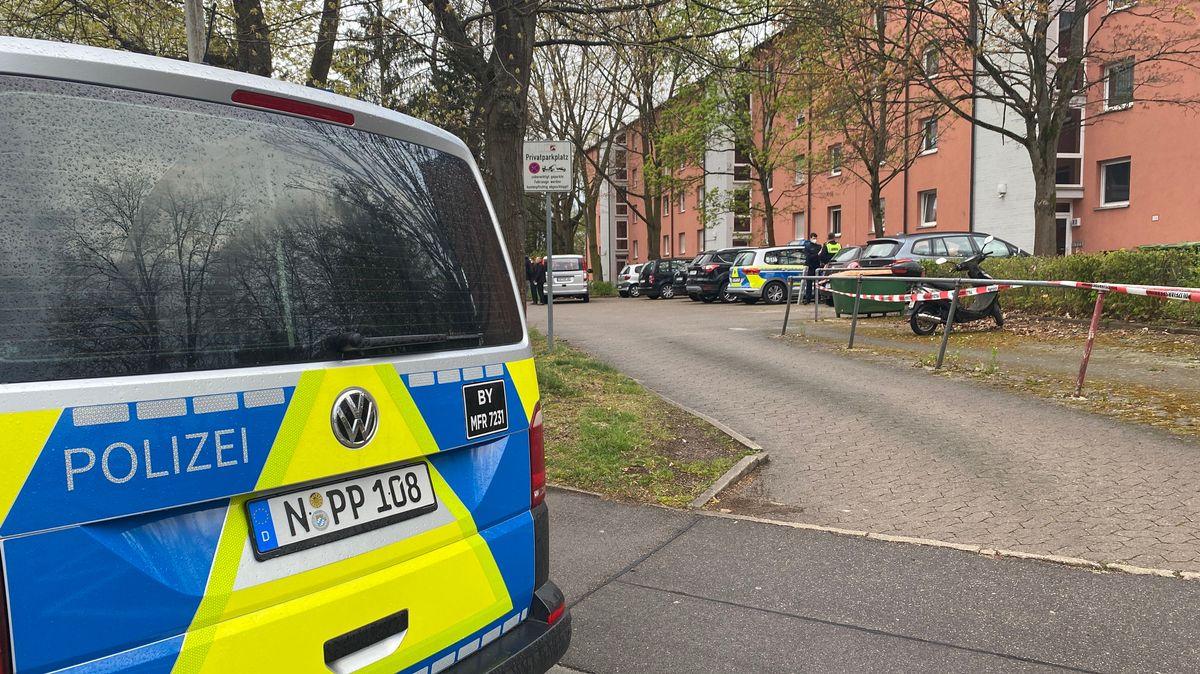 Tote Frau in Schwabach aufgefunden