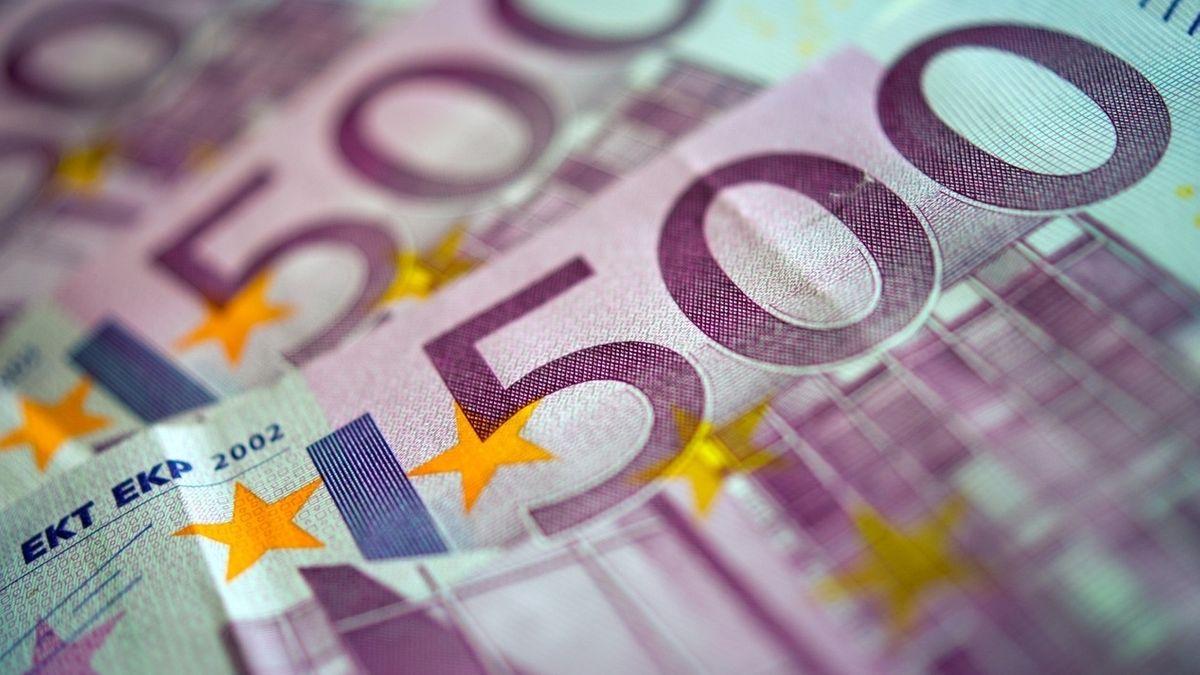 500 Euro Scheine (Symbolbild)