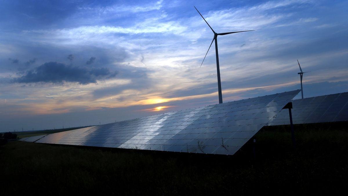 Verfassungsgericht:Klimaschutzgesetz reicht nicht weit genug (Symbolbild)