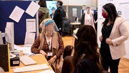 Gesundheitsamt während Corona | Bild:picture alliance/dpa/dpa-Zentralbild | Britta Pedersen