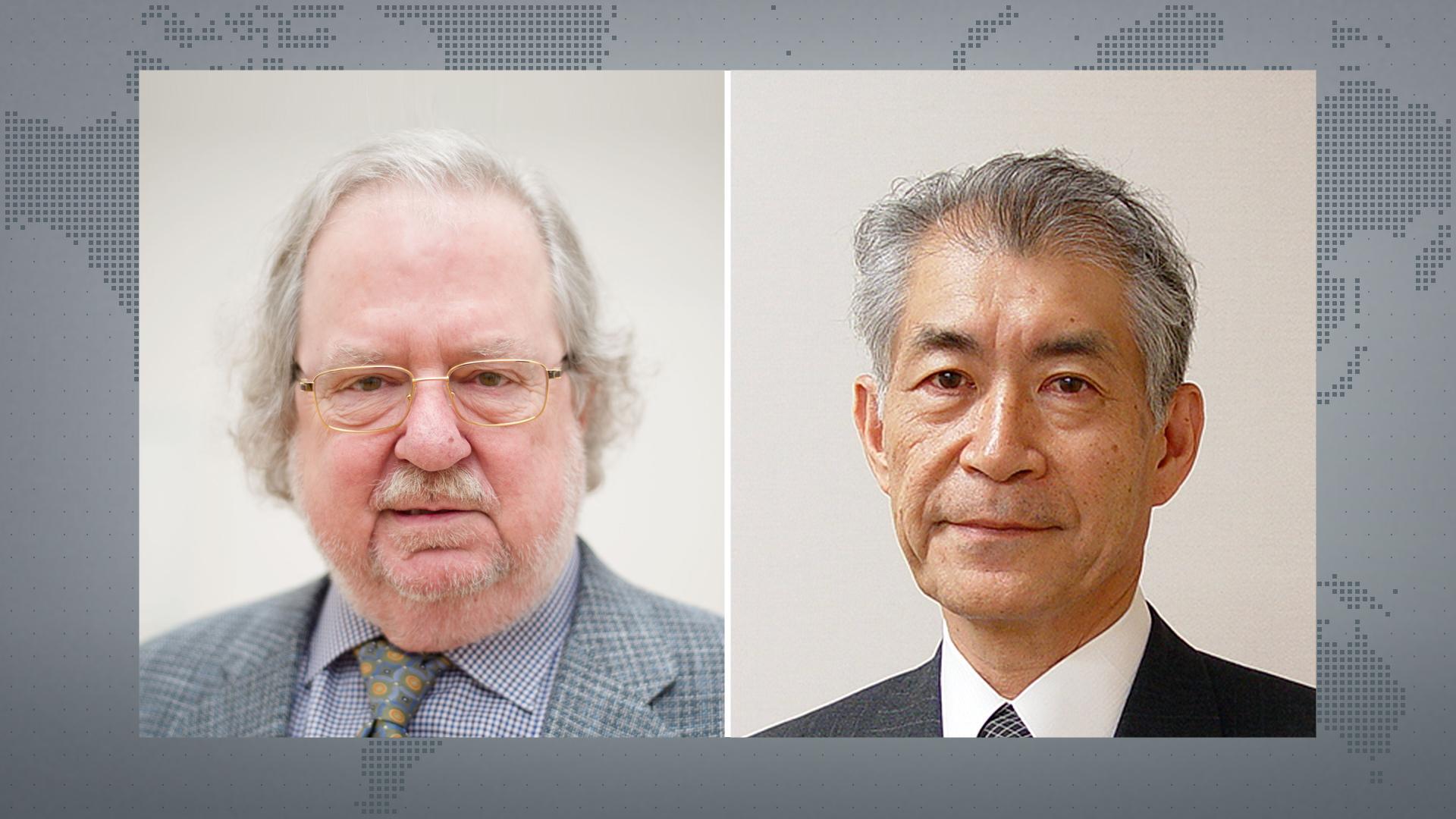 Nobelpreisträger für Medizin 2018: James Allison und Tasuku Honjo