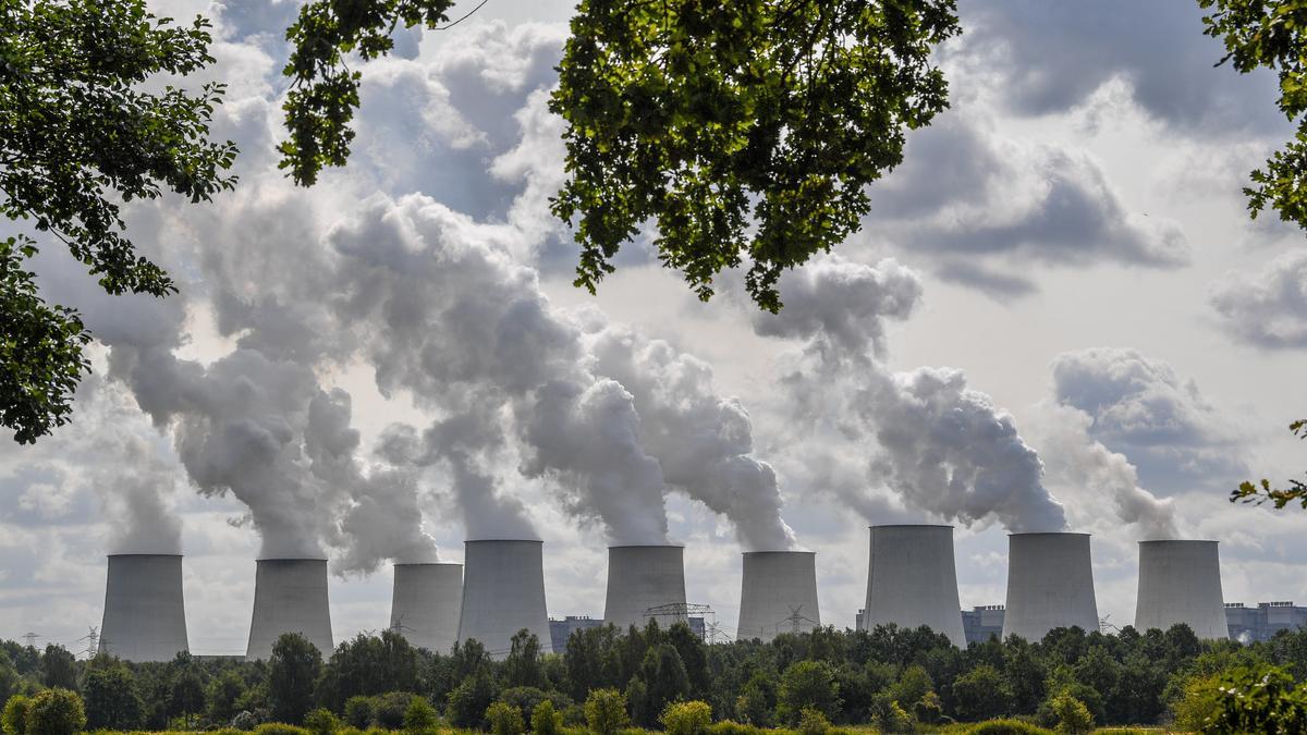 Braunkohlekraftwerk Jänischwalde