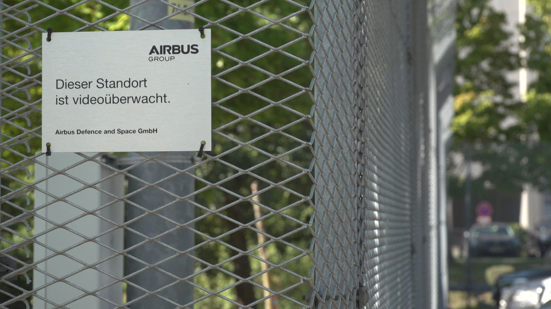 Airbus-Gelände