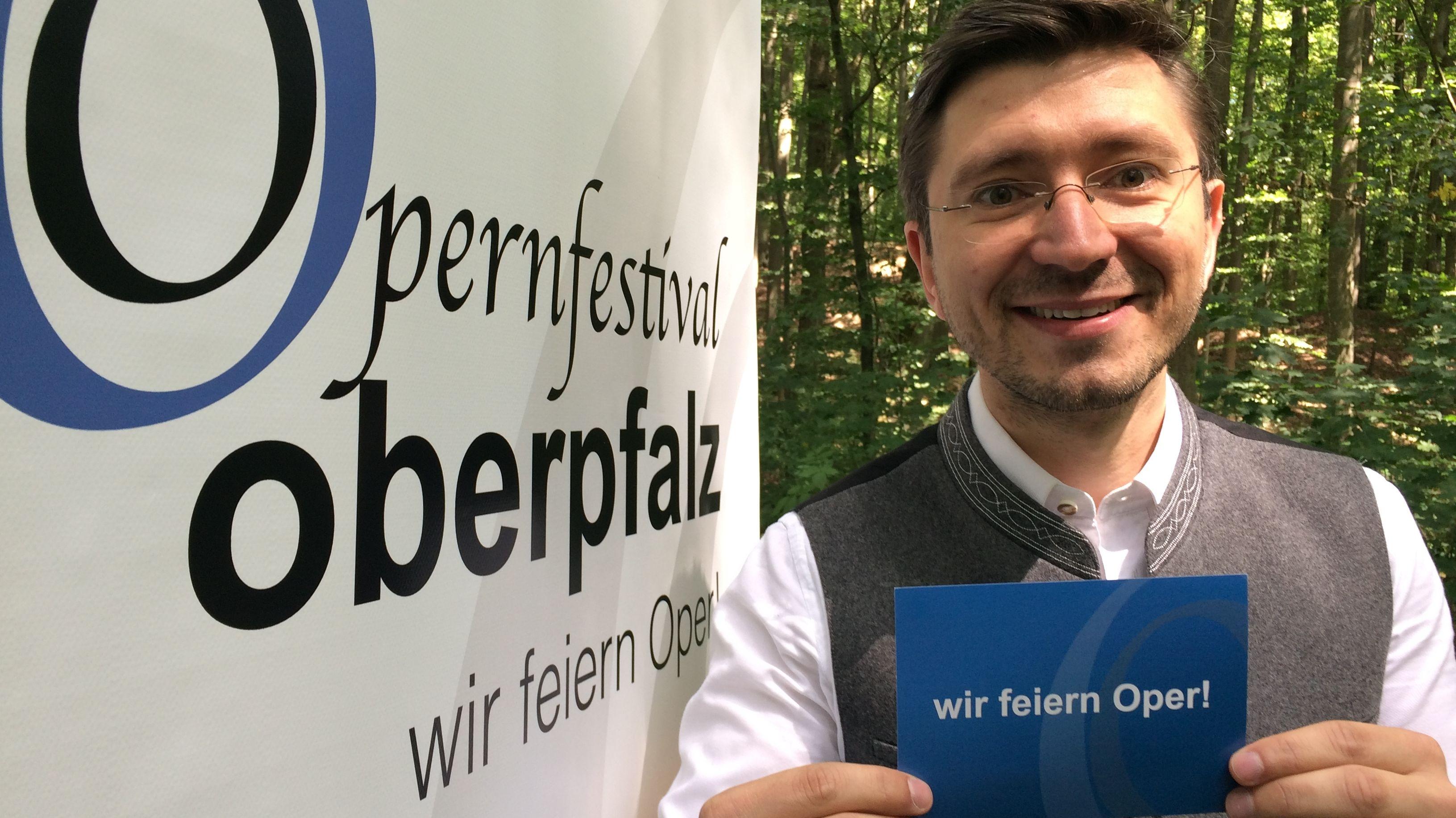 Michael Konstantin, Opernfestival Oberpfalz
