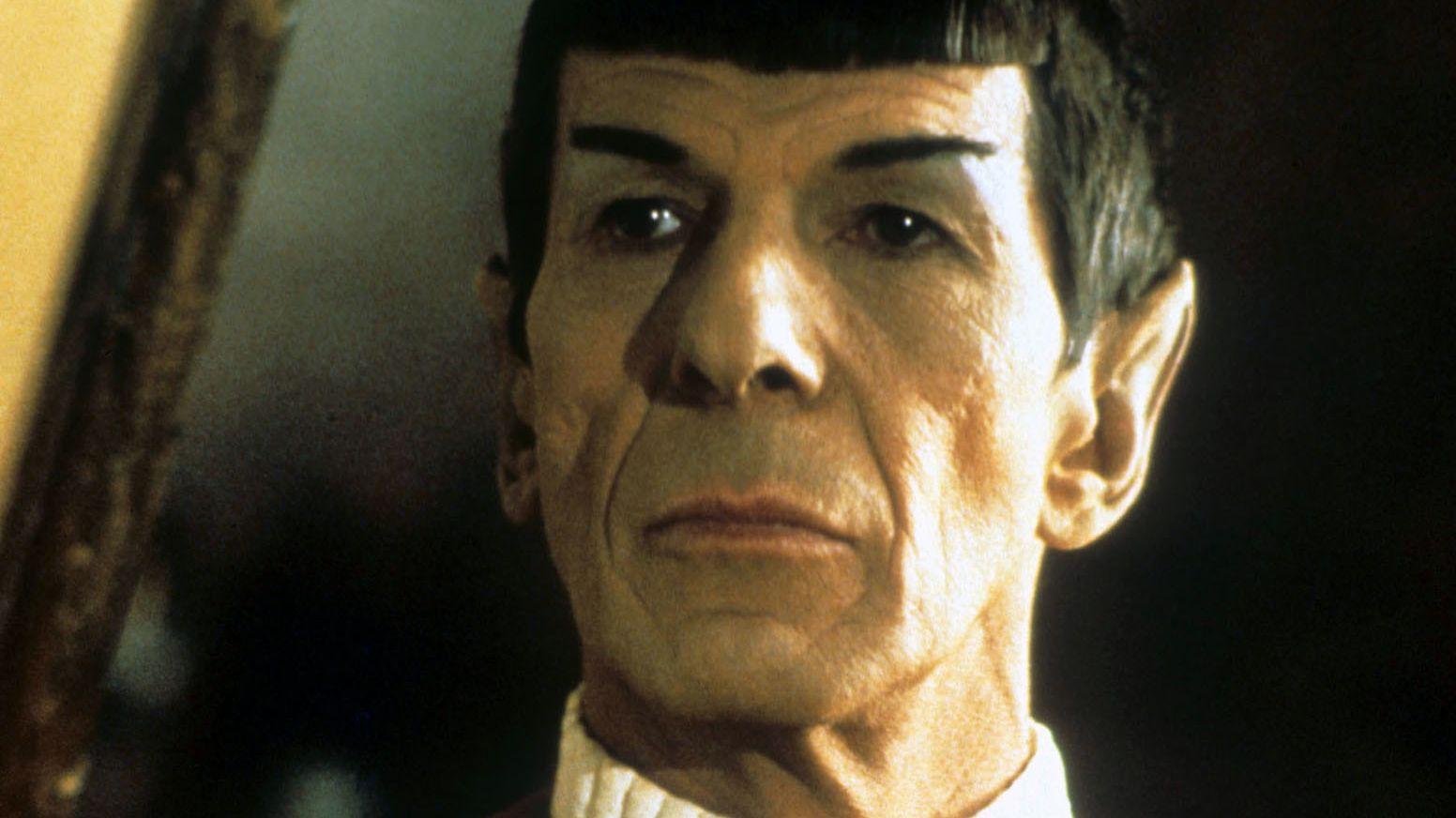 "Commander Spock – bekanntes Gesicht aus dem ""Star Trek""-Universum"