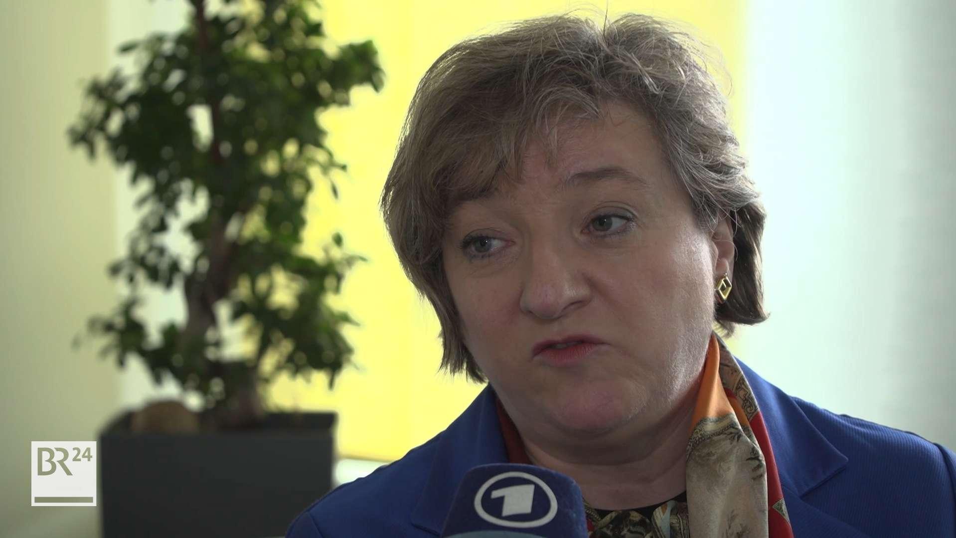 Elsa Koller-Knedlik im BR-Interview
