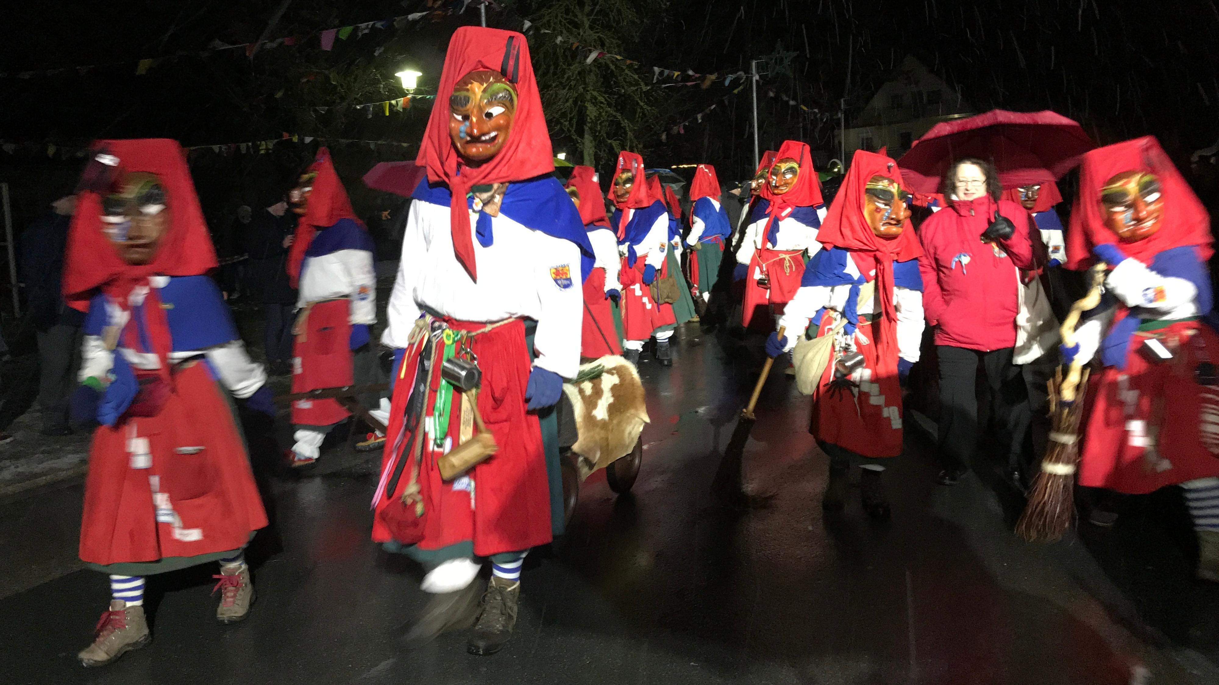 Der Sulzbacher Carnevalsverein