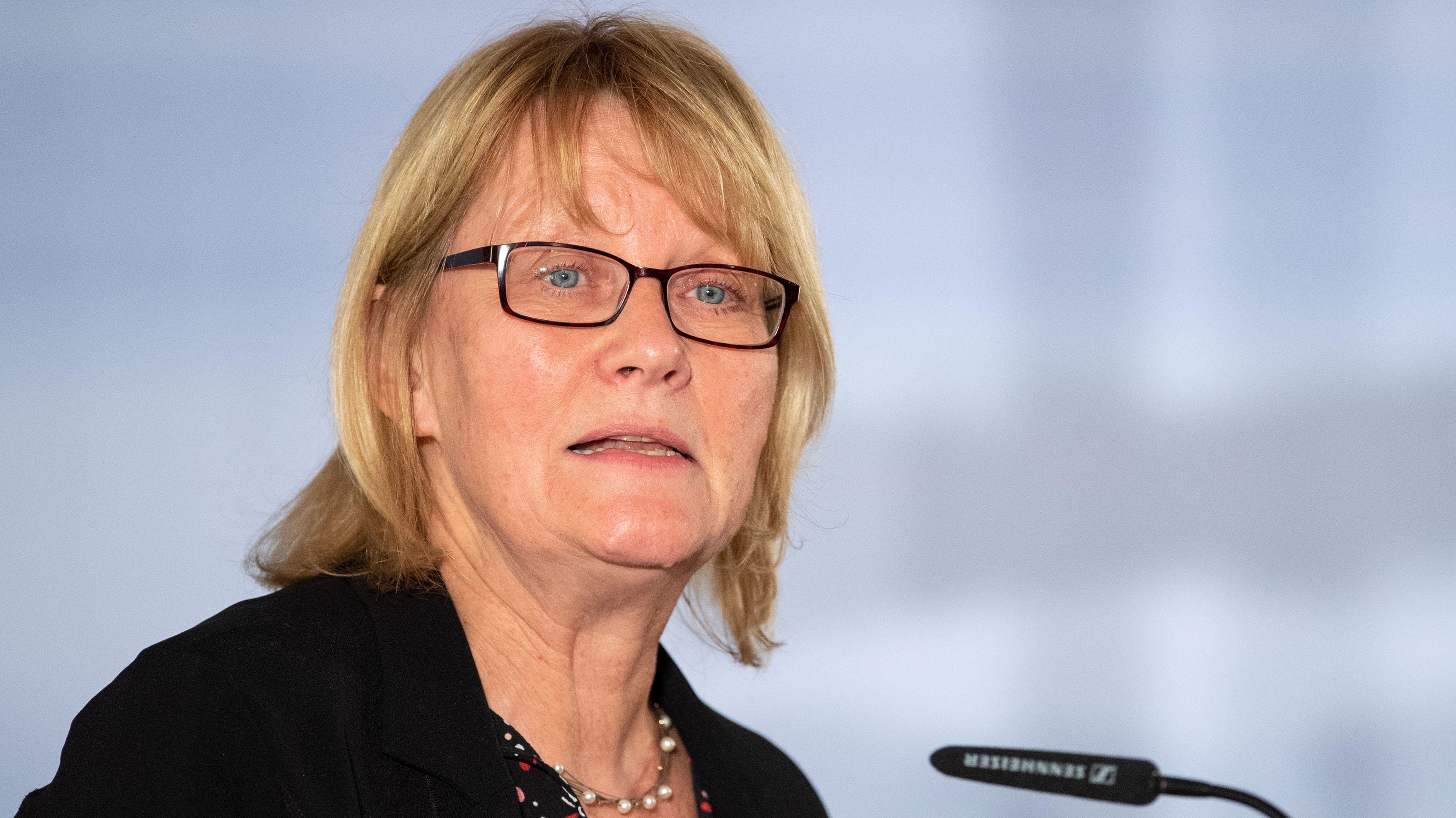 Karin Kortmann, Vizepräsidentin des Zentralkomitees der Katholiken (ZdK)