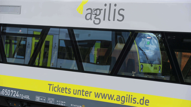 Zug von Agilis