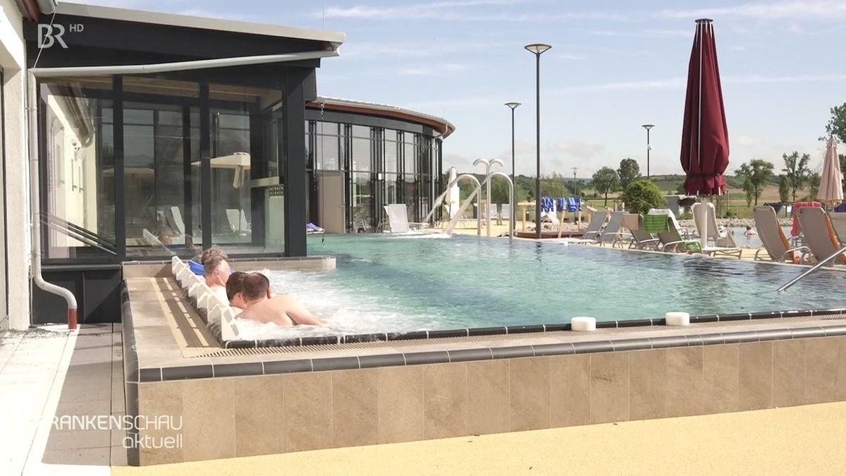 Neue Badehalle für Franken-Therme Bad Windsheim