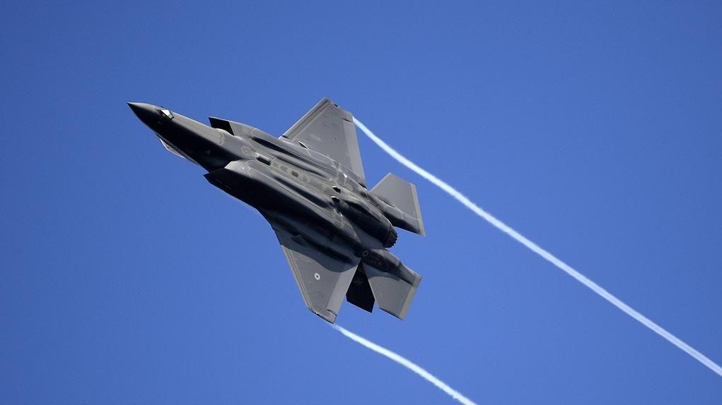 Lockheed Martin F-35 Lightning II Kampfflugzeug