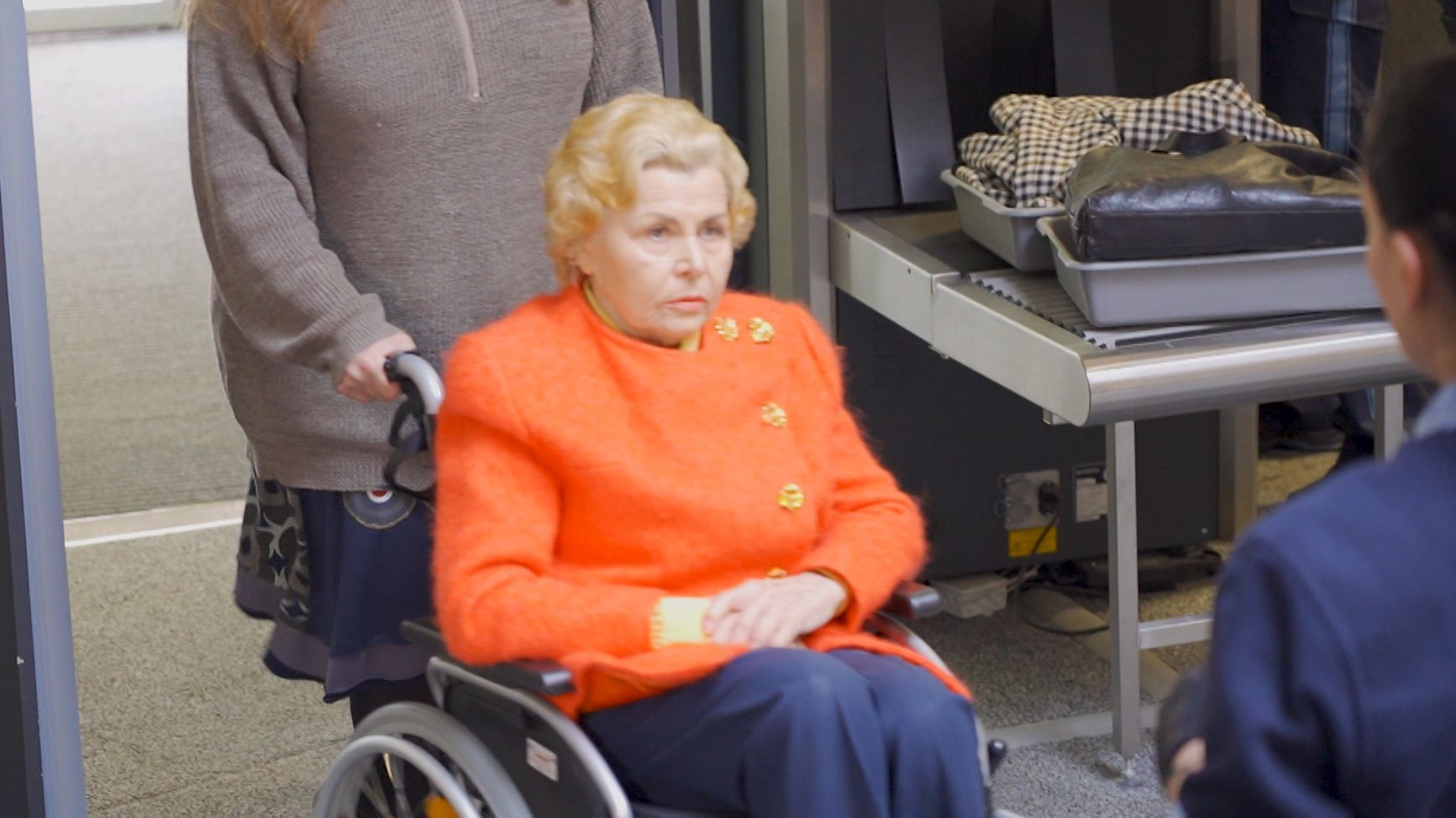 Die Seniorin muss für vier Monate ins Gefängnis.