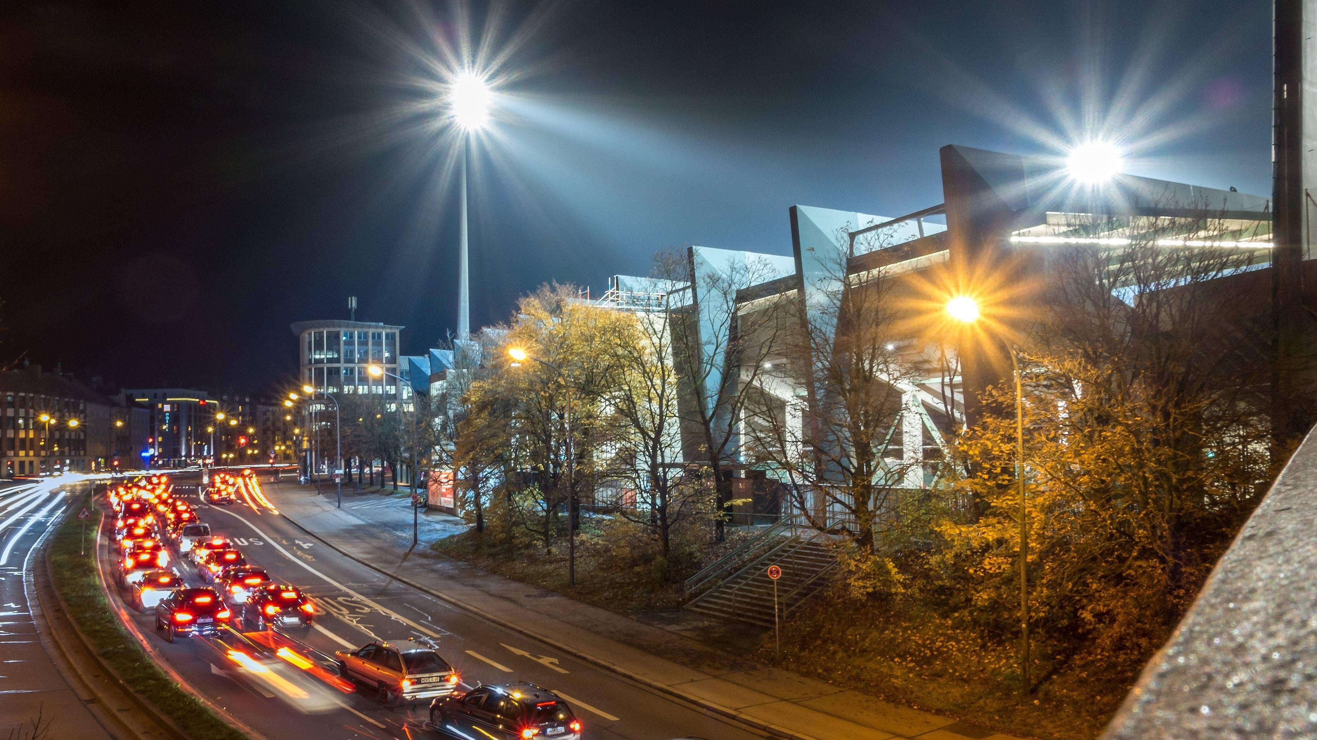Städtisches Stadion an der Grünwalder Straße