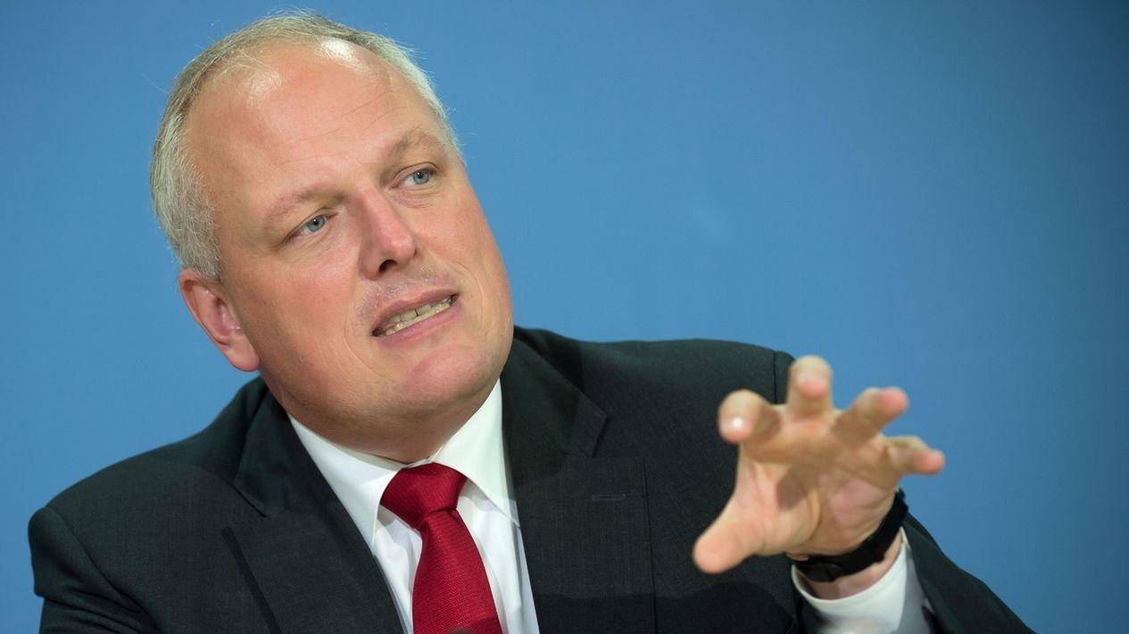 Ulrich Kelber, SPD