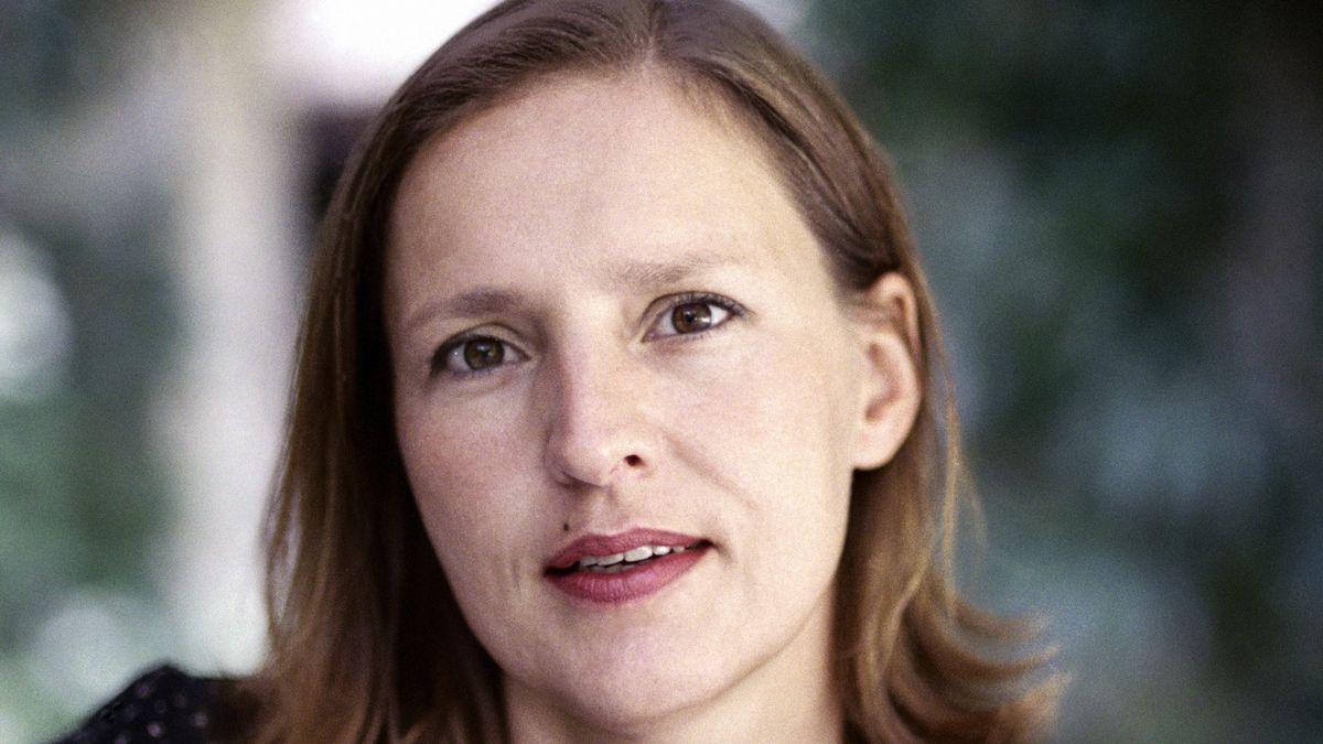 Porträt  Tanja Graf, Leiterin des Literaturhauses München