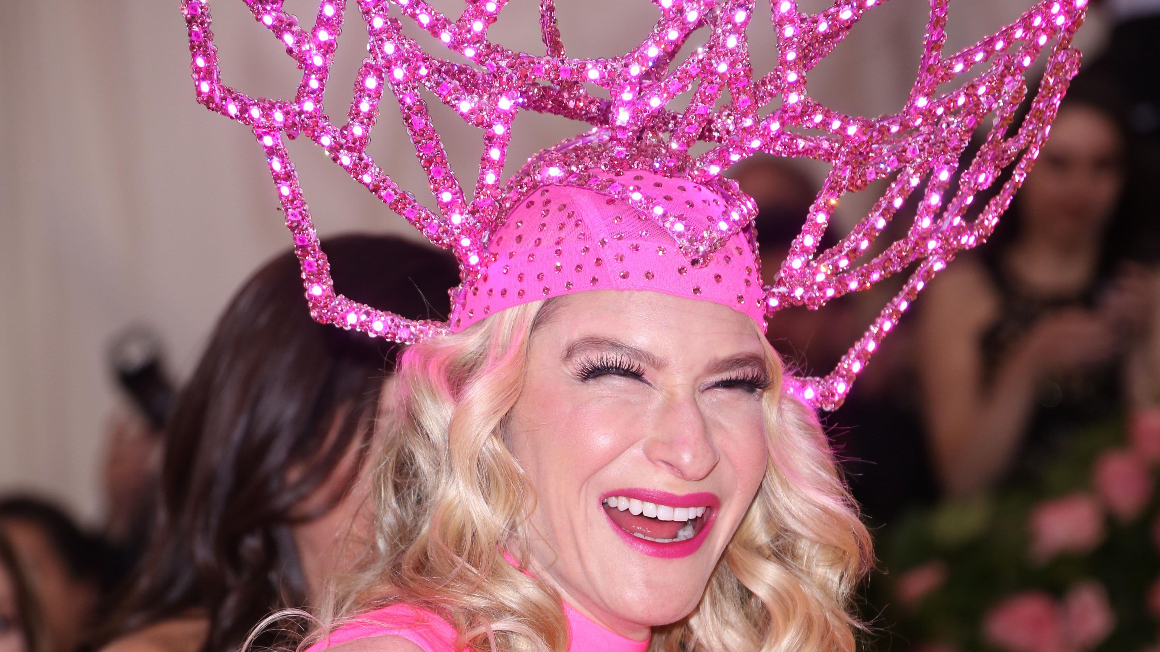 Kosmetik-Unternehmerin Julie Macklowe: Grelle Farben, glitzernde Steinchen
