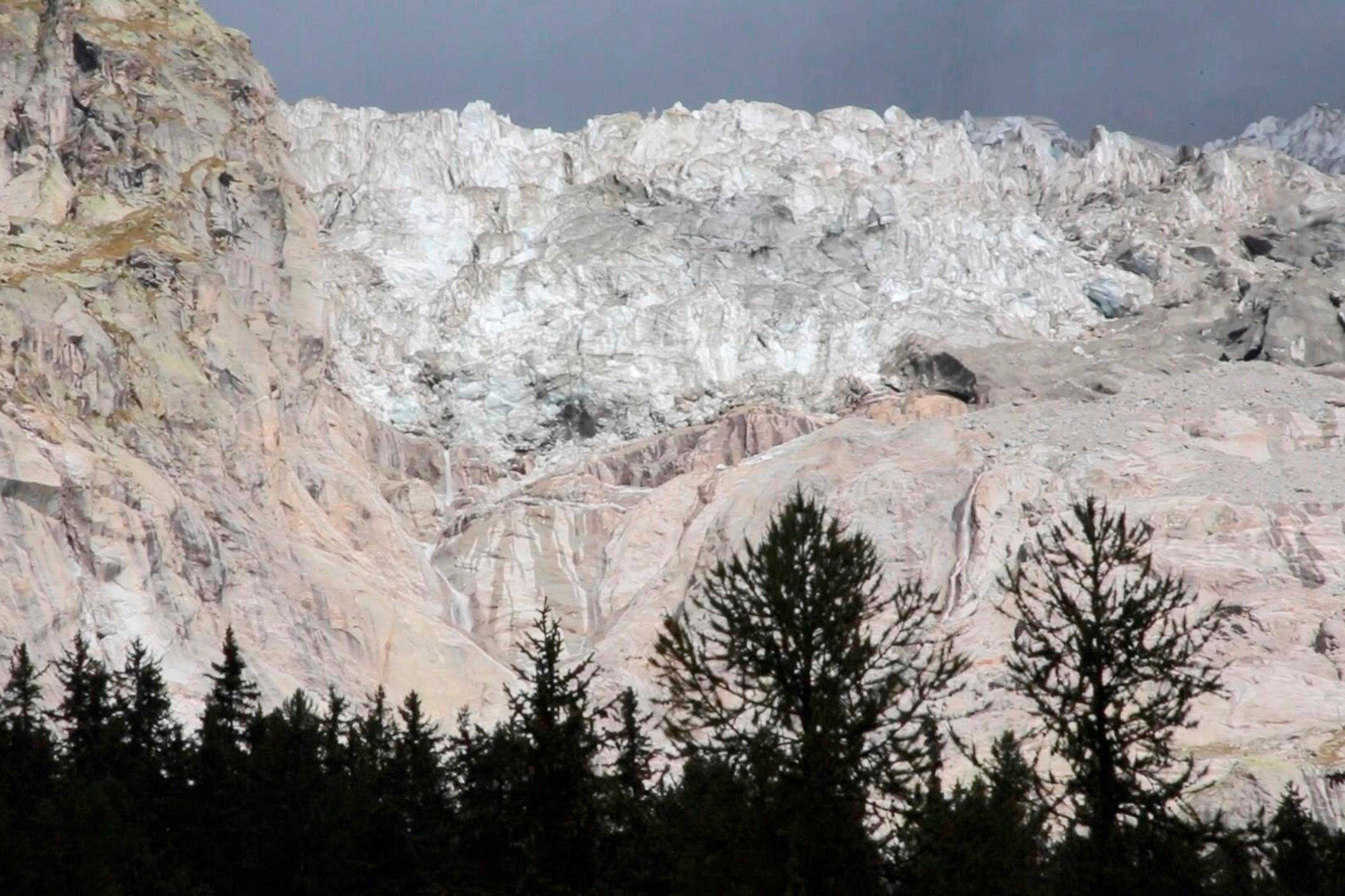 Italien: Gletscher am Mont-Blanc droht einzustürzen - Evakuierung