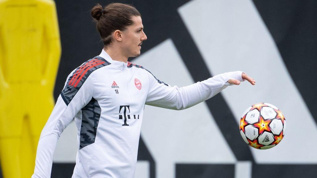 Marcel Sabitzer könnte gegen Lissabon zum Einsatz kommen.