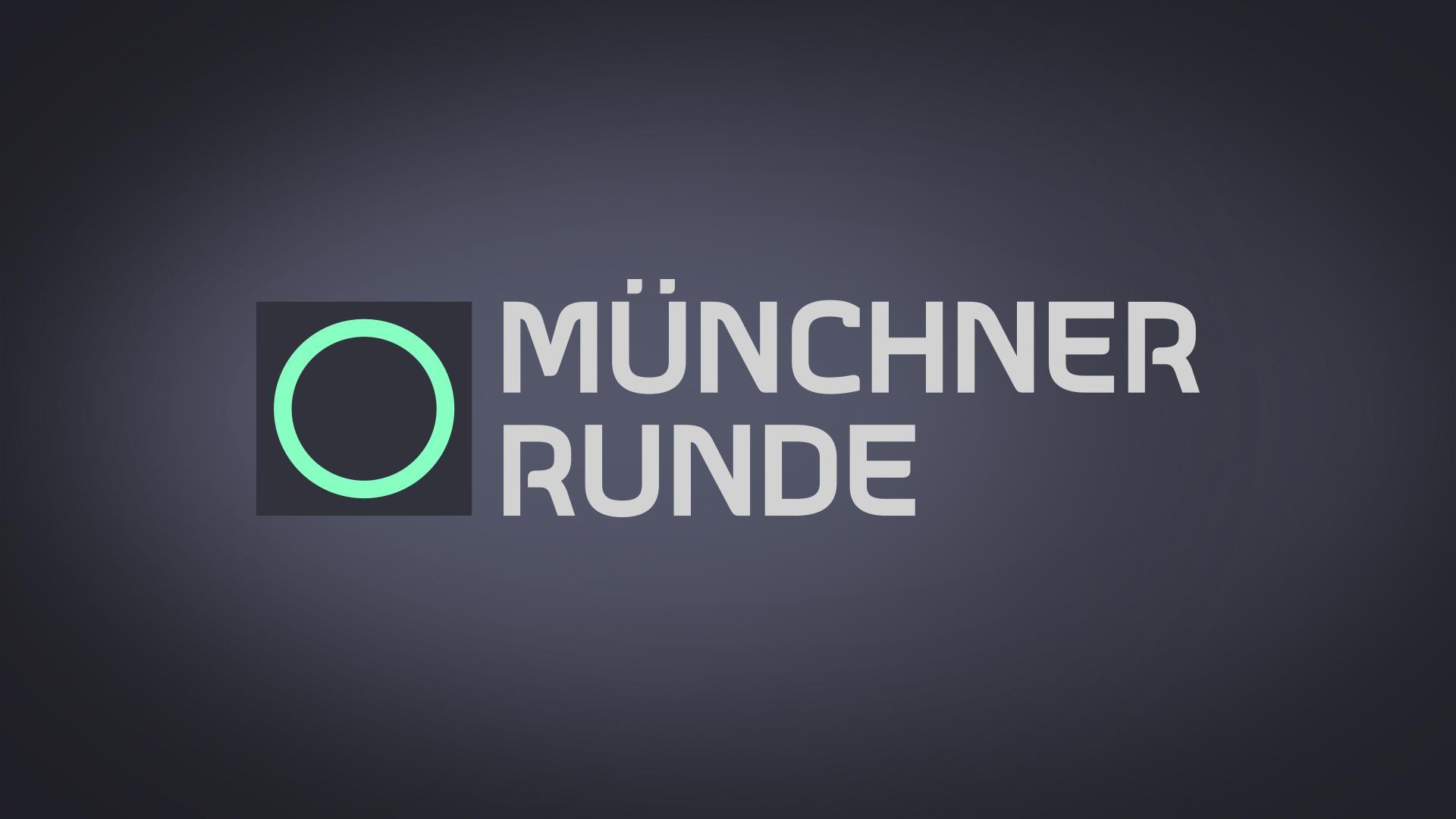 Münchner Runde - Sendereihenbild