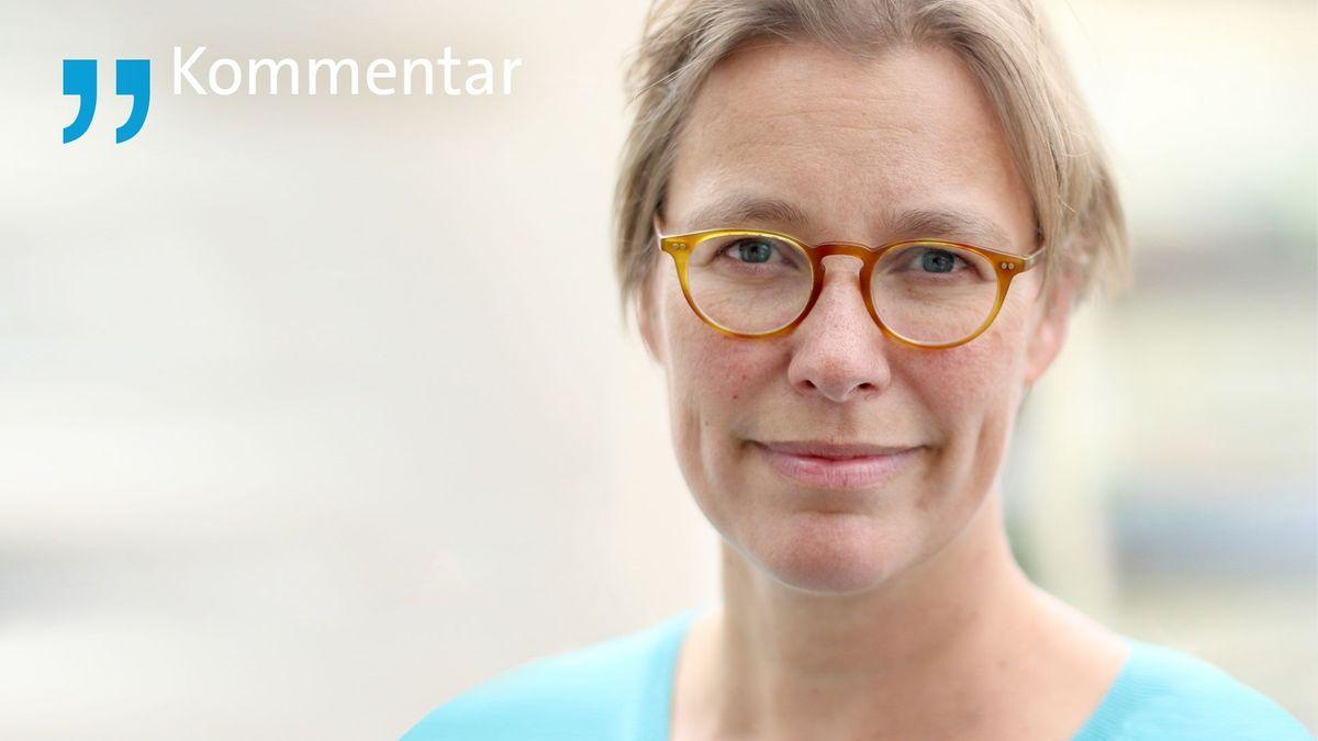 Jeanne Turczynski, Leiterin der Redaktion Bildung und Wissen