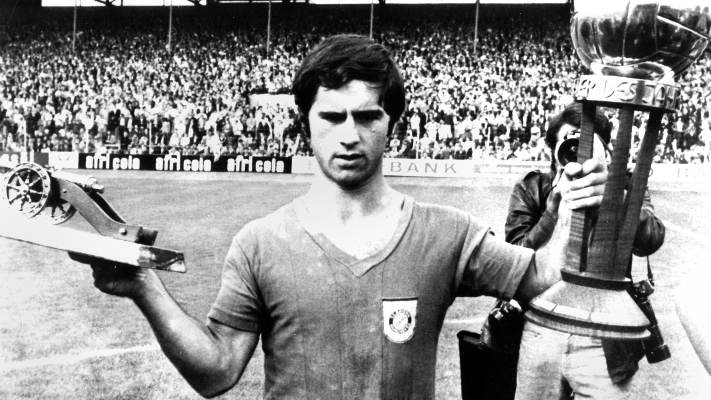 Torschützenkönig 1969