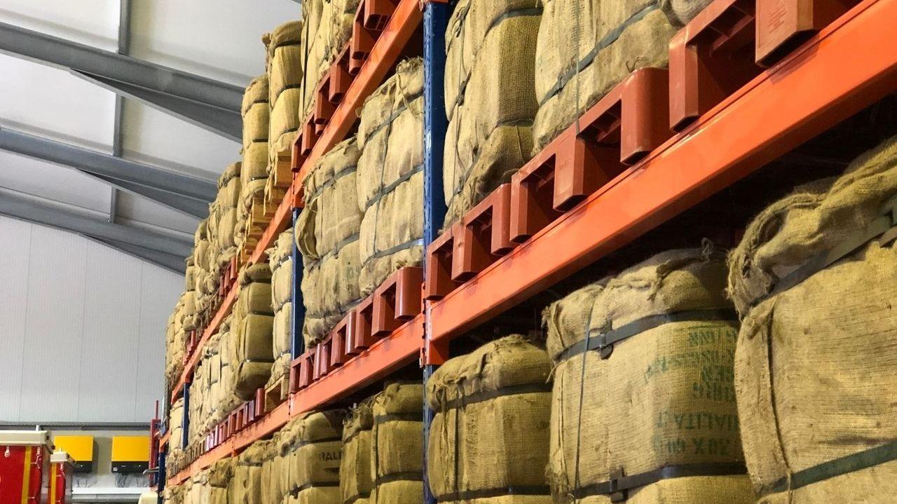 Kelheim ist mit rund 400.000 Sandsäcken auf das Hochwasser vorbereitet.
