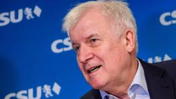 Seehofer gibt am 19. Januar den CSU-Vorsitz ab. | Bild:dpa