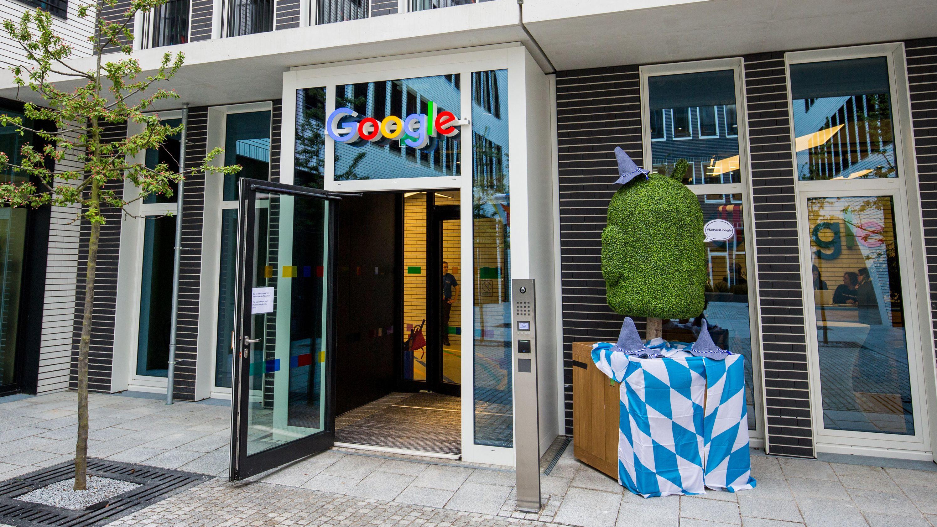 Google-Entwicklungszentrum in München