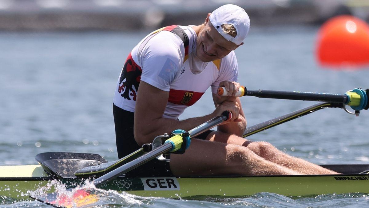 Oliver Zeidler musste im Halbfinale seinen Traum von einer olympischen Medaille in Tokio begraben.