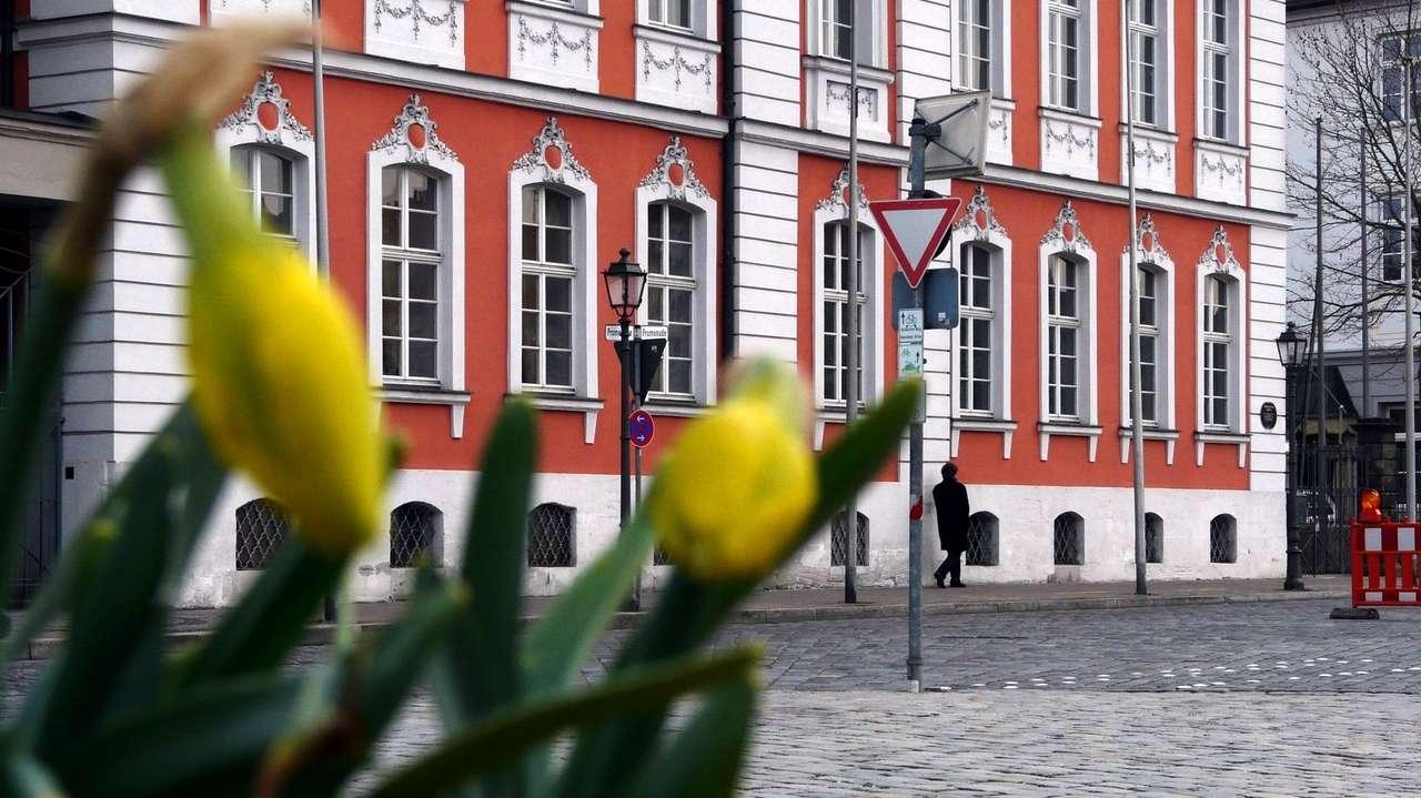 Verwaltungsgericht an der Promenade Ansbach