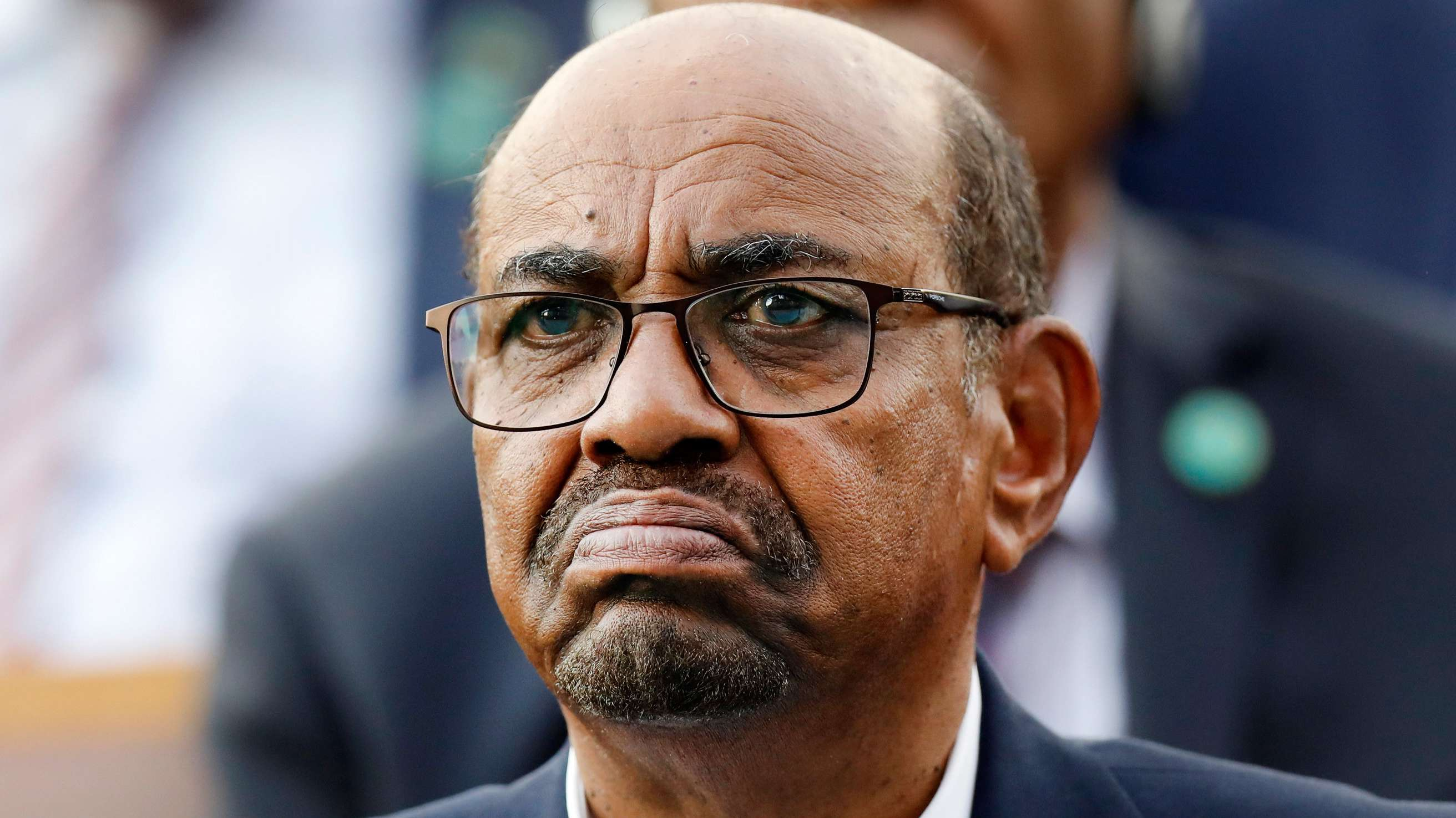 Omar al-Bashir, abgesetzter Präsident des Sudan