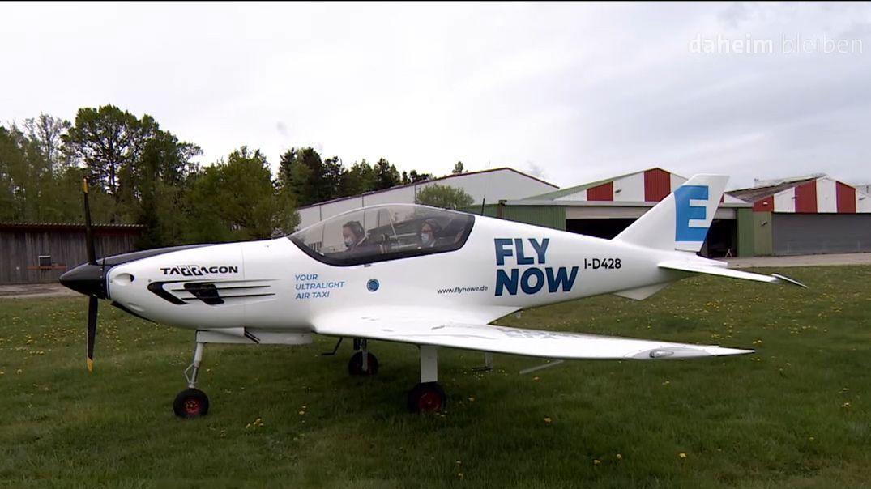 Ultraleicht-Flugzeug von FLYNOWE