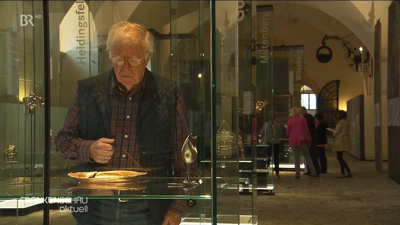 Ausstellung In Wurzburg Museum Fur Franken Prasentiert