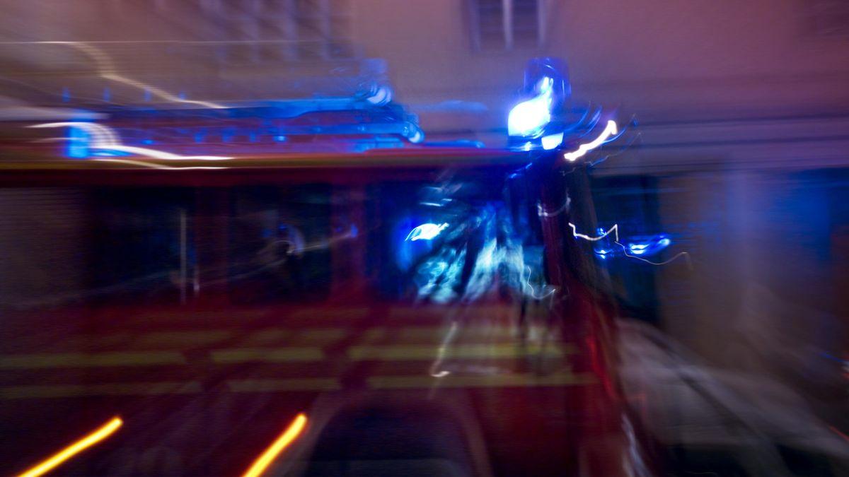 Löschfahrzeug der Münchner Feuerwehr (Symbolbild)
