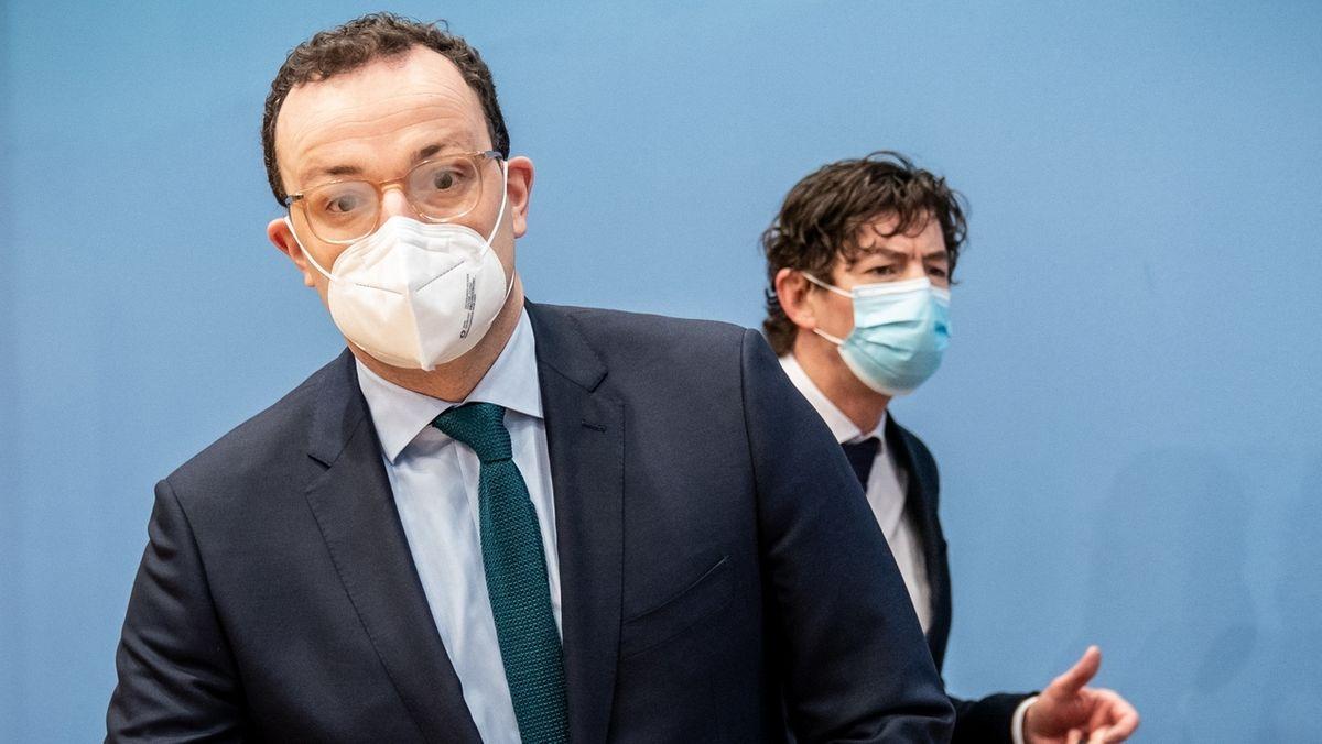 Coronavirus - Pressekonferenz zur aktuellen Lage