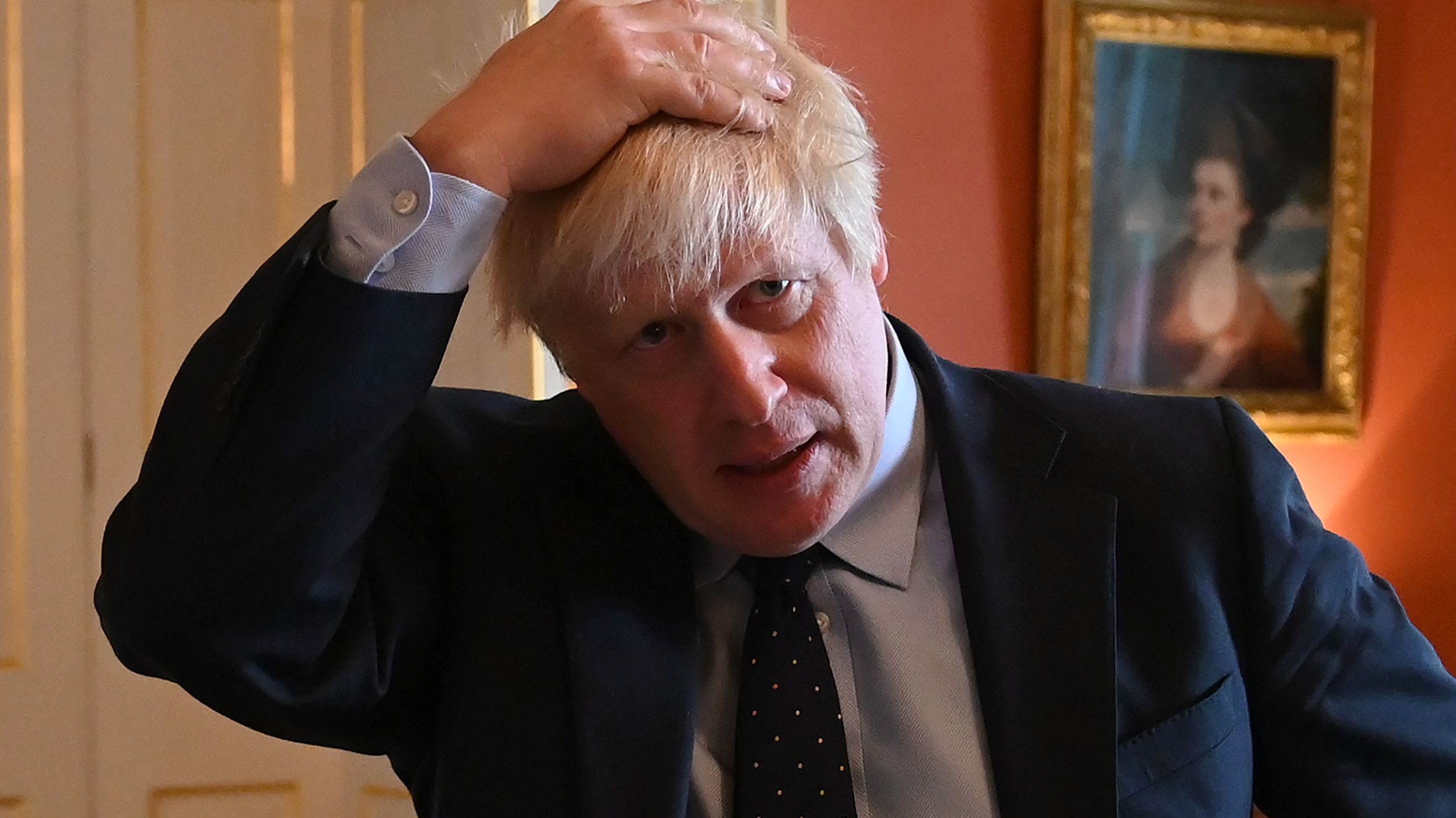 Premierminister Johnson gerät massiv unter Druck