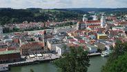 Blick auf Passau | Bild:BR/Lars Martens