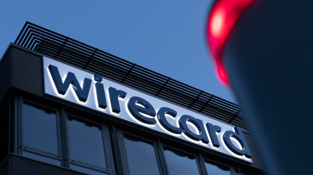 Der Wirecard-Firmensitz.
