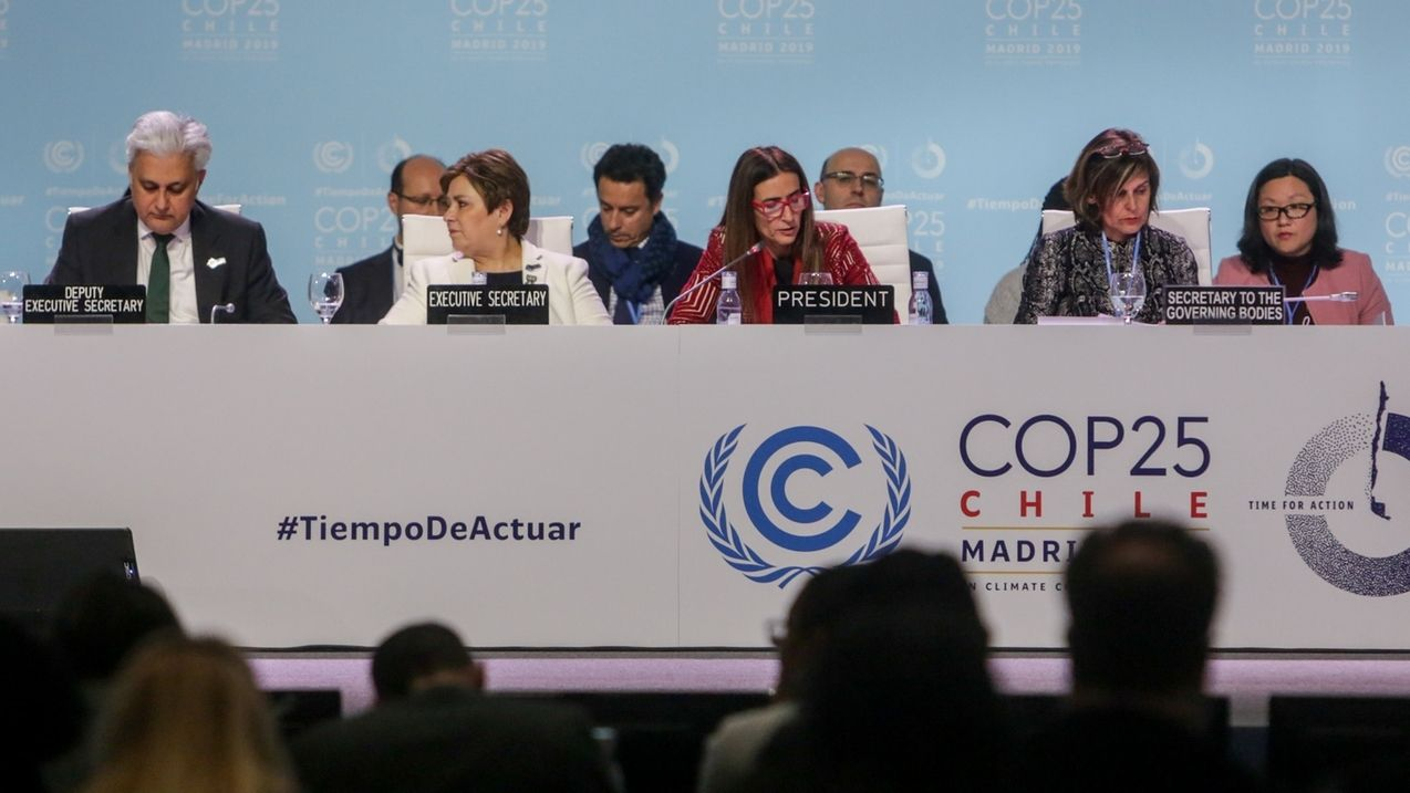 25. UN-Klimakonferenz in Madrid