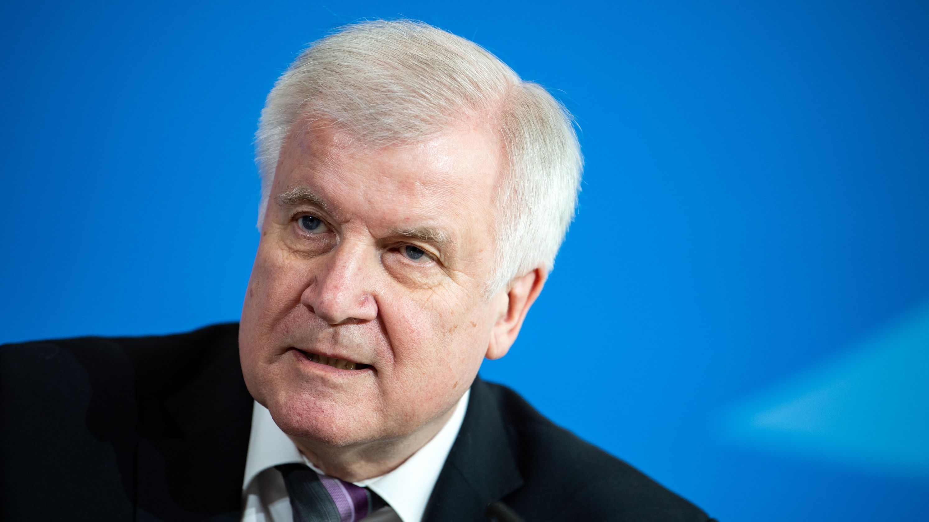 Bundesinnenminister Horst Seehofer (Archivbild von April 2019)