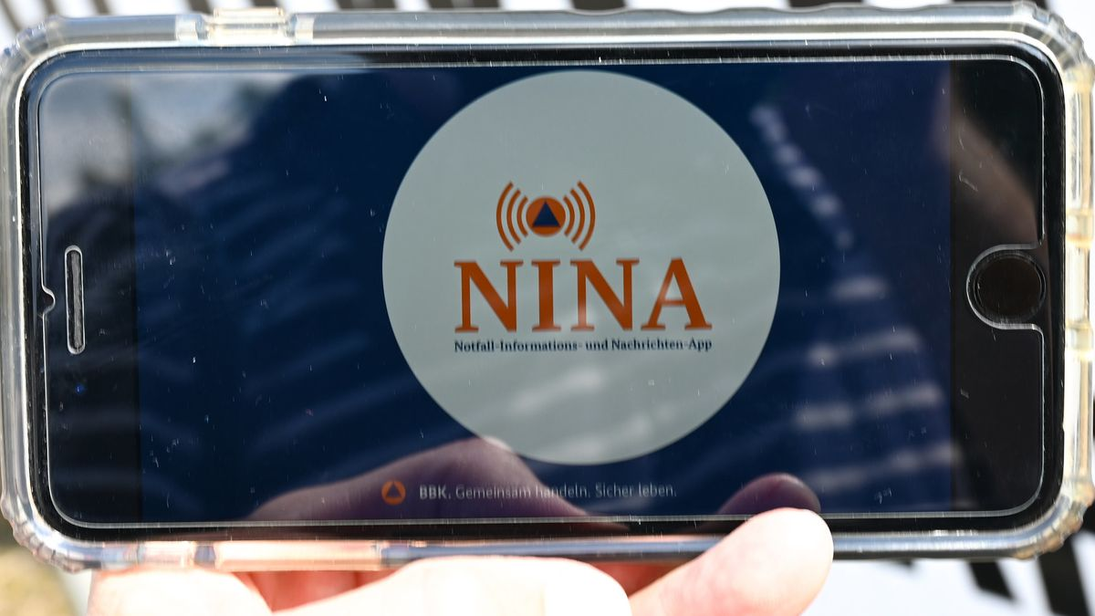 "Warn-App ""NINA"""