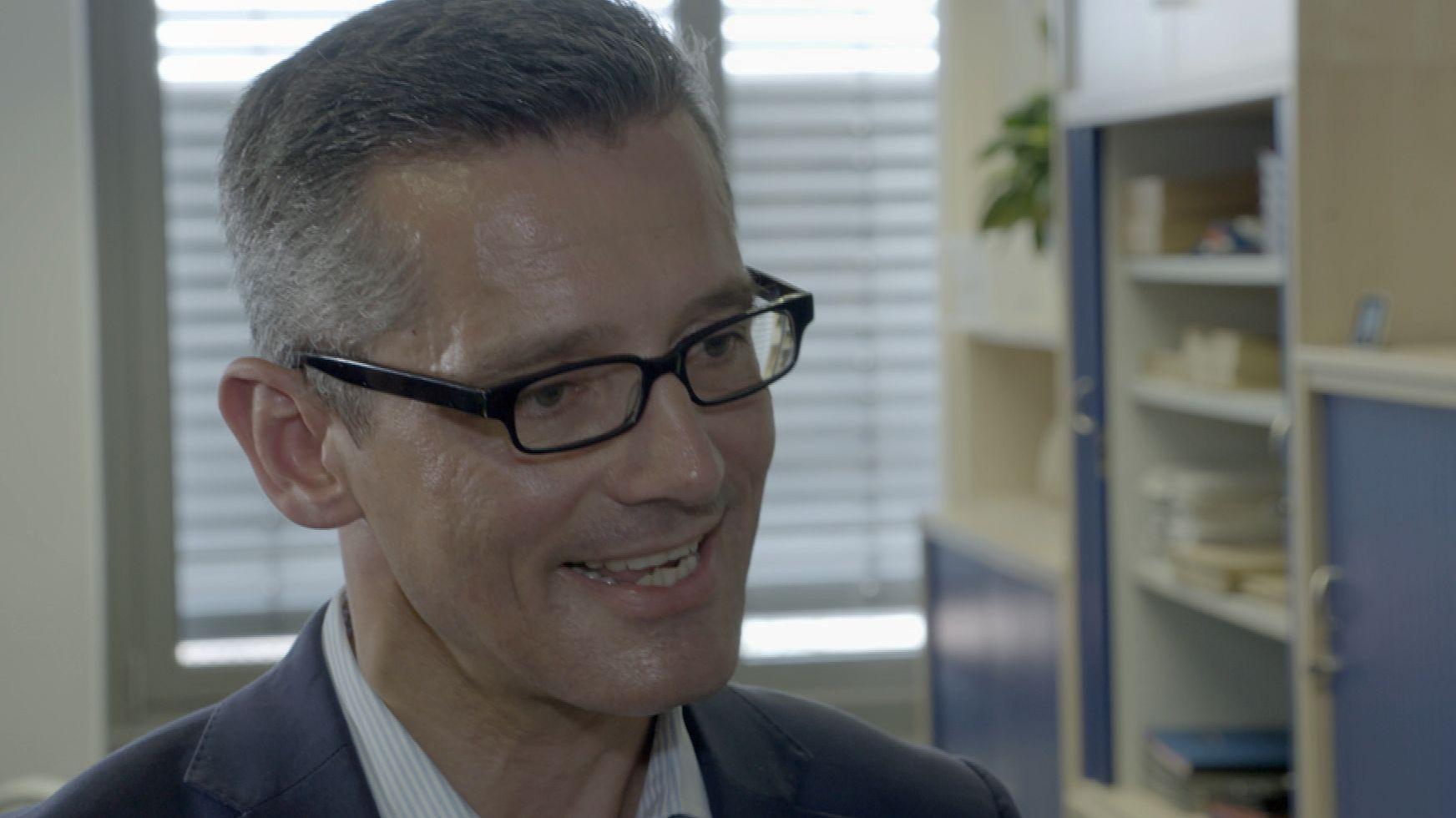 Dr. Michael Fraas, Wirtschaftsreferent Stadt Nürnberg